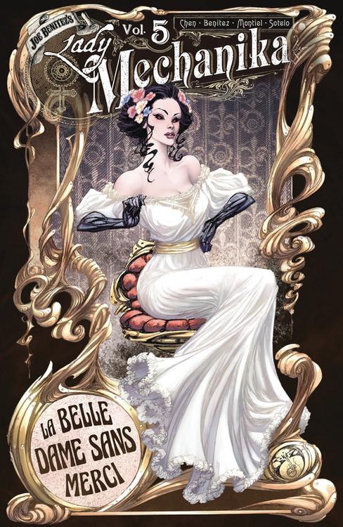 Other publishers lady mechanika tp vol 05 la belle dame sans merci 20201022 jump city comics