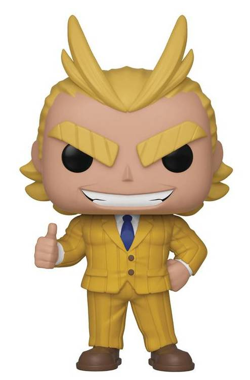 Other publishers pop animation my hero academia teacher all might vin fig c 20191204 jump city comics