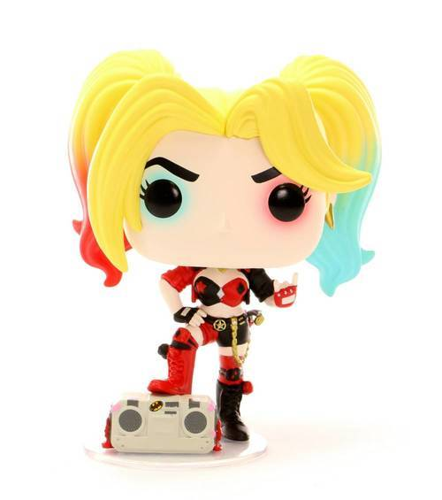 Other publishers pop dc heroes harley quinn w boombox px vinyl fig c 1 1 2 20190627 jump city comics