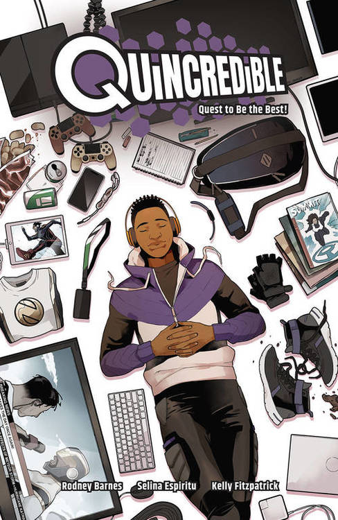 Other publishers quincredible vol 01 quest to be best 20190325 docking bay 94