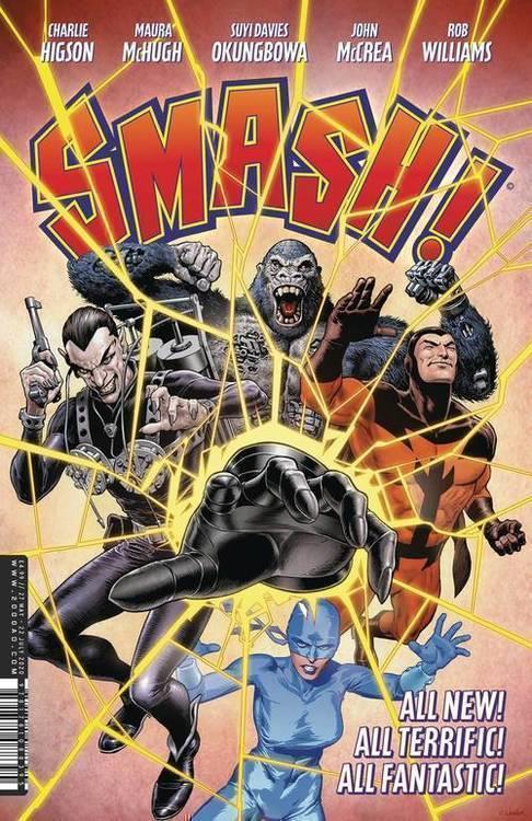 Rebellion 2000ad smash comics special 2020 20200225