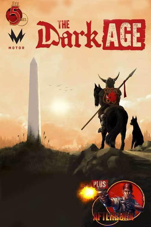 Red 5 comics dark age