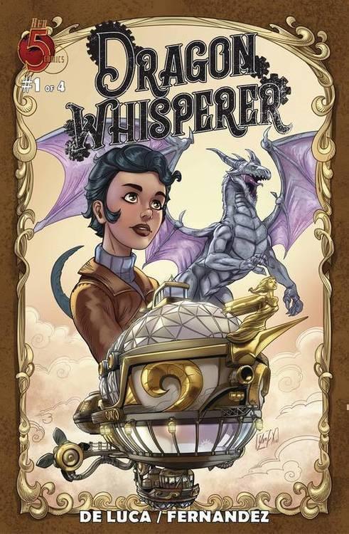 Red 5 comics stonebot dragon whisperer 20191227