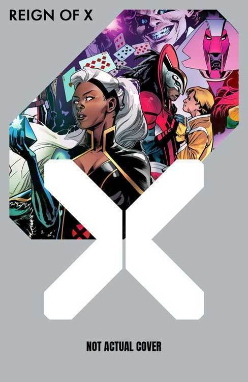 Reign Of X TPB Volume 01