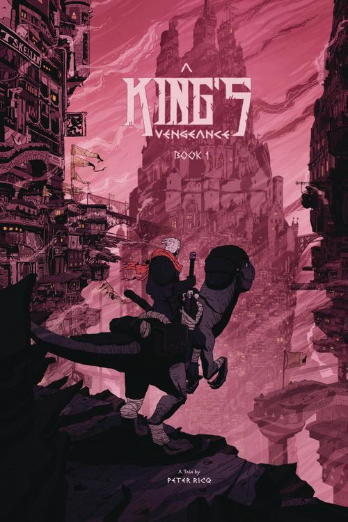 Scout comics a kings vengeance 20210923