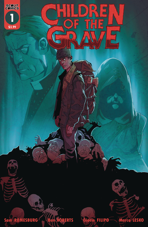 Scout comics children of the grave 20200826