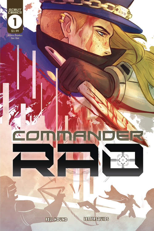 Scout comics commander rao one shot 20210829