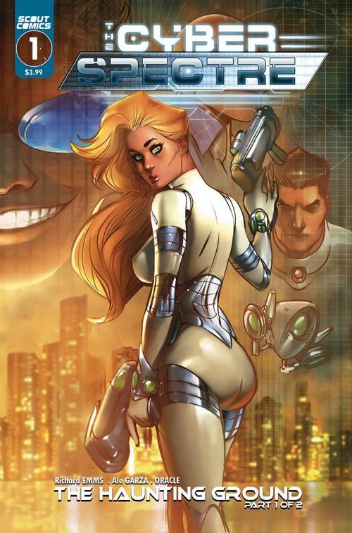 Scout comics cyber spectre 20180203