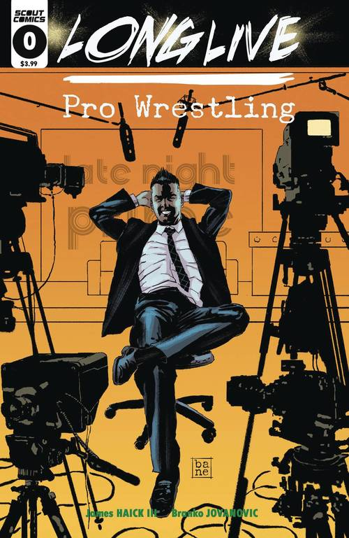 Scout comics long live pro wrestling 20180430