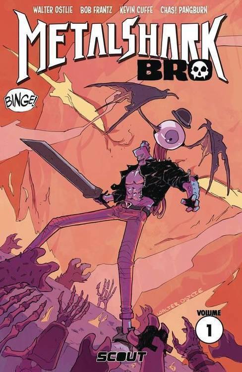 Scout comics metalshark bro tpb 20190424