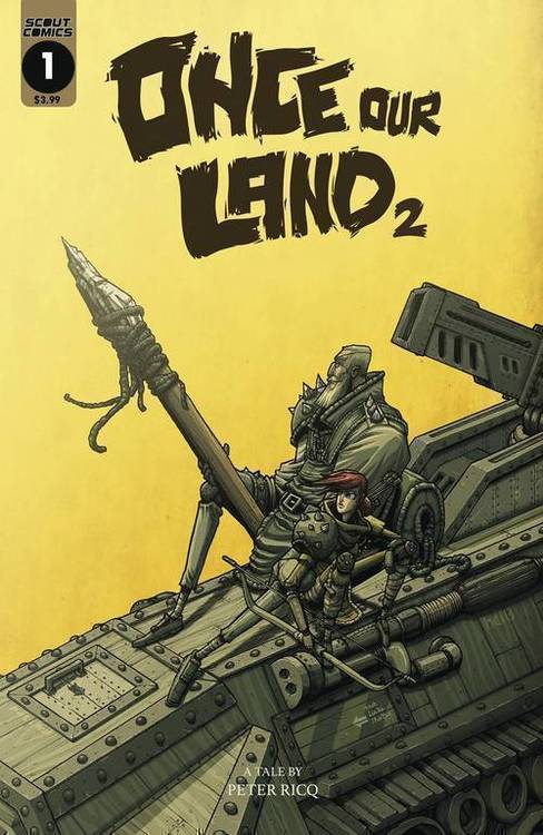 Scout comics once our land book two 20181130