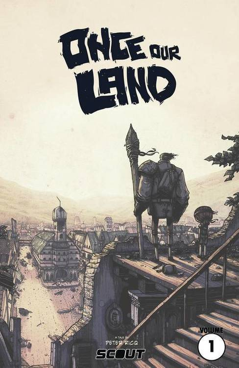 Scout comics once our land tpb volume 01 remasteredition edition 20190424