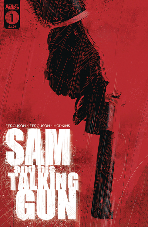 Scout comics sam his talking gun 1 20200924