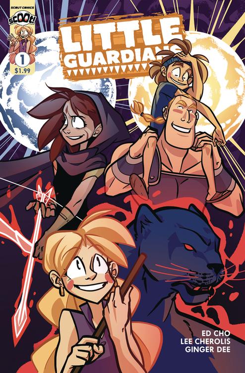 Scout comics scoot little guardians 20210630