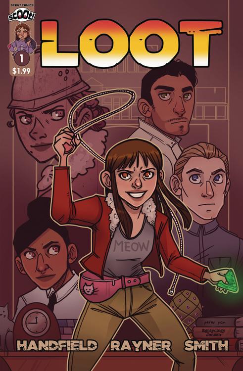 Scout comics scoot loot 20201028