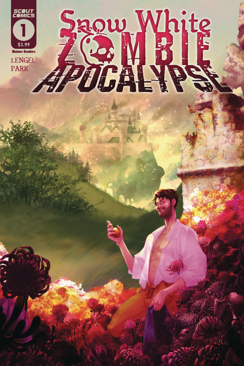 Scout comics snow white zombie apocalypse 20210630