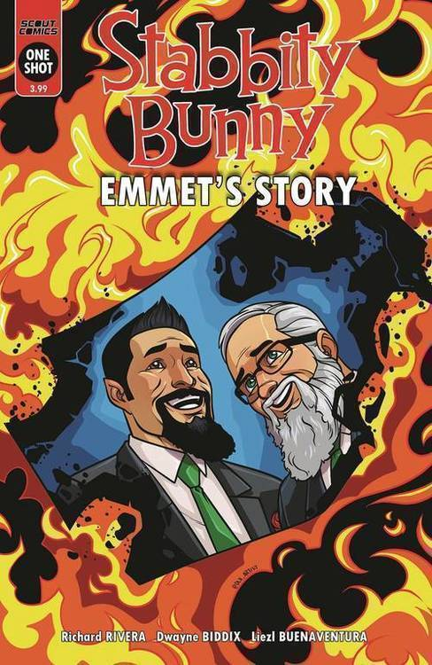 Scout comics stabbity bunny emmets story 20190926