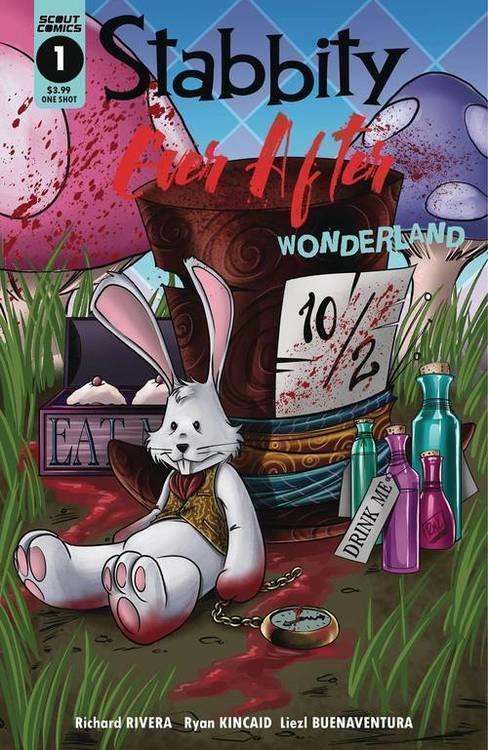 Stabbity Ever After Wonderland Volume 1