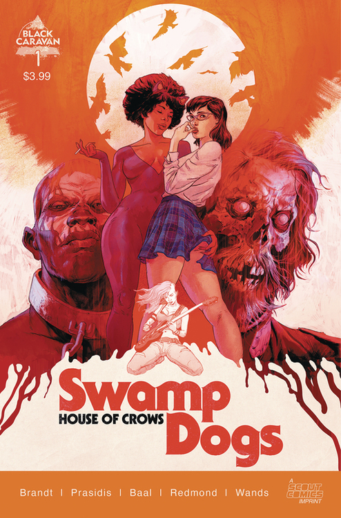 Scout comics swamp dogs 20210728