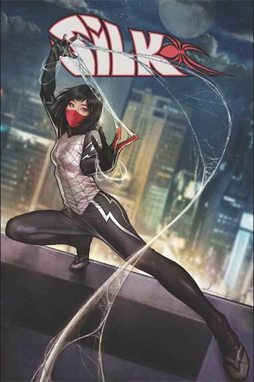 Silk TPB Volume 01