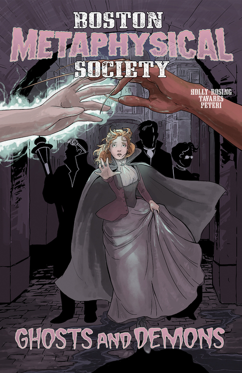 Source point press boston metaphysical society ghosts demons one shot 20210728