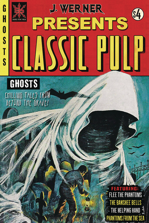 Source point press classic pulp ghosts oneshot 20210224