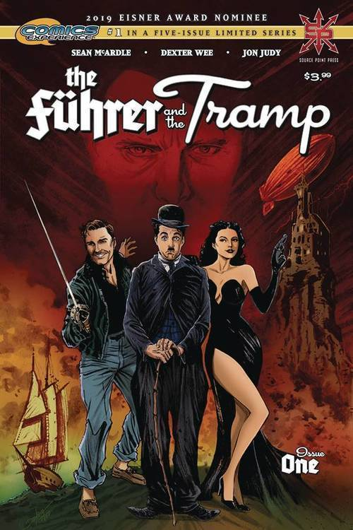 Source point press fuhrer and the tramp 20191227