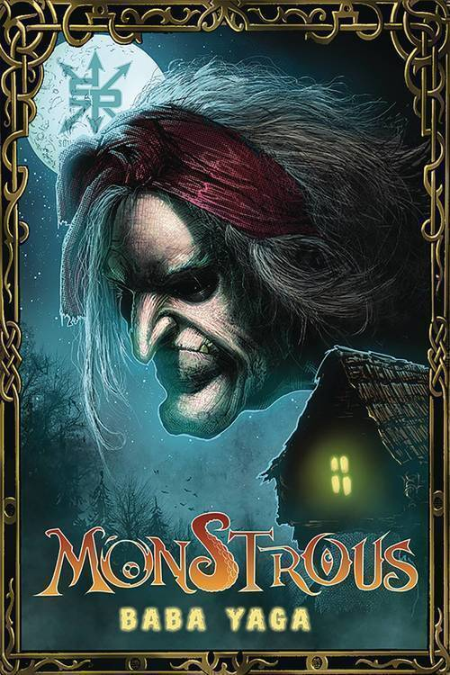 Source point press monstrous baba yaga one shot 20191127