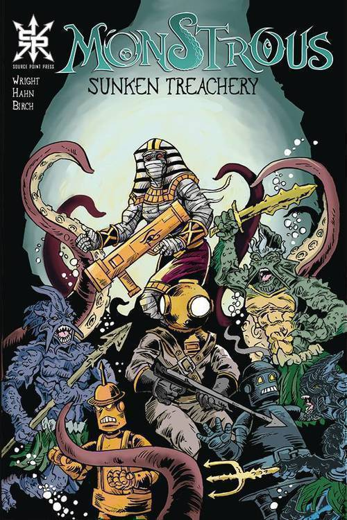 Source point press monstrous sunken treachery one shot 20191227