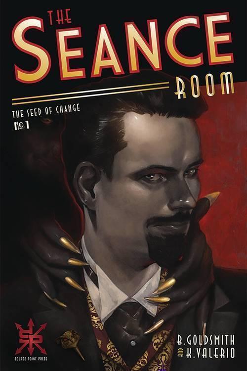 Seance Room (Mature)