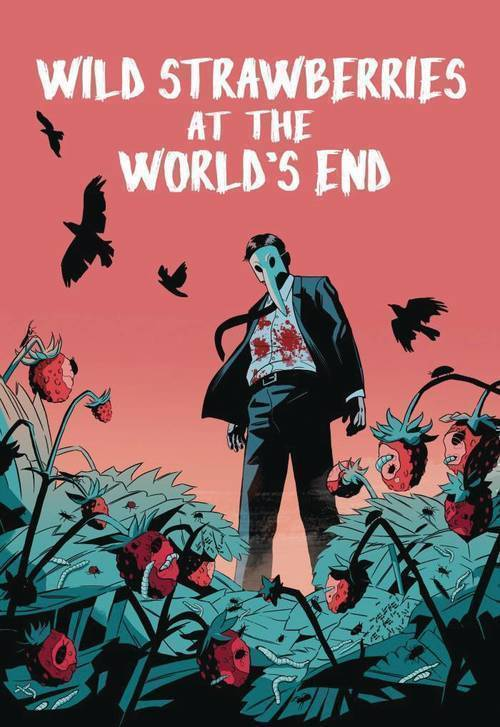 Source point press wild strawberries at worlds end graphic novel 20190730