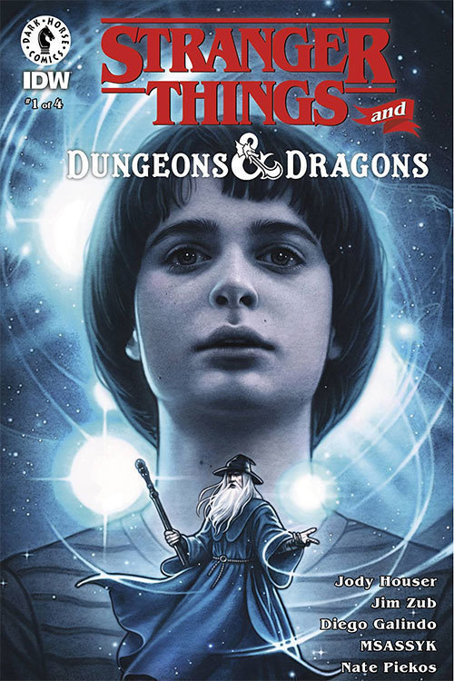 Stranger Things D&D Crossover