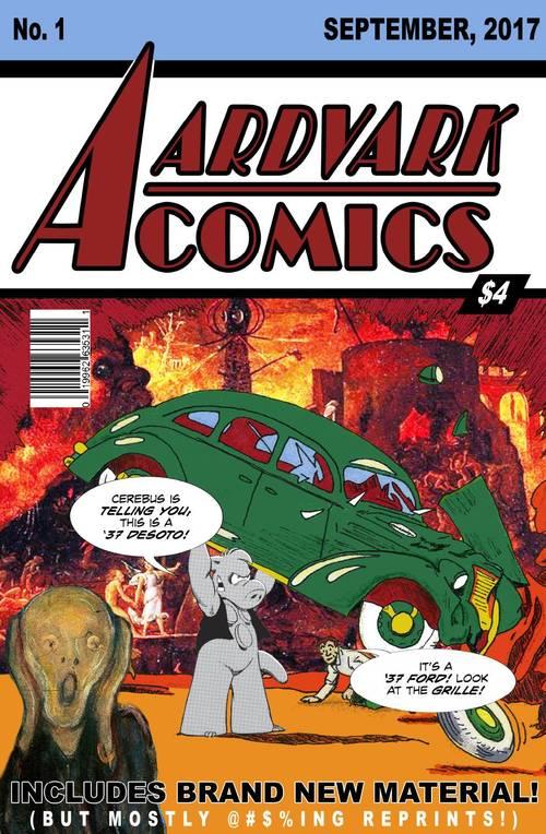 Sub aardvark aardvarkcomics