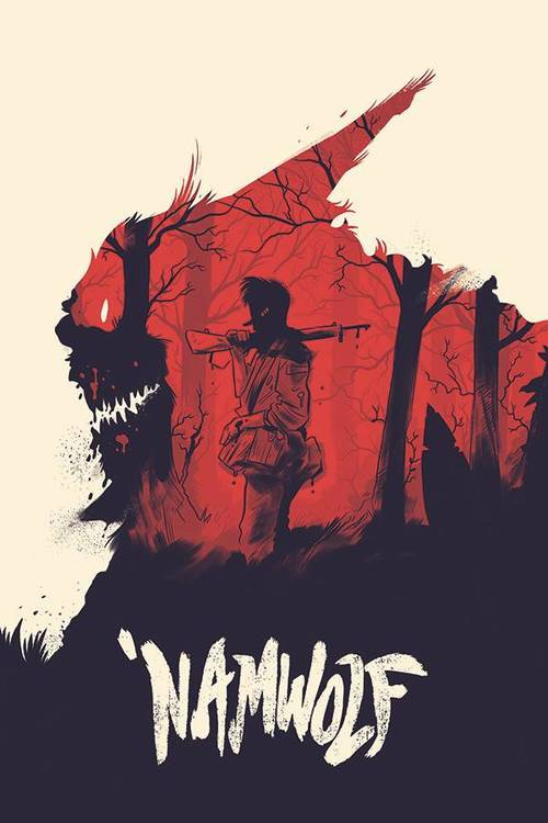 Namwolf TPB 01 Heart Of Darkness