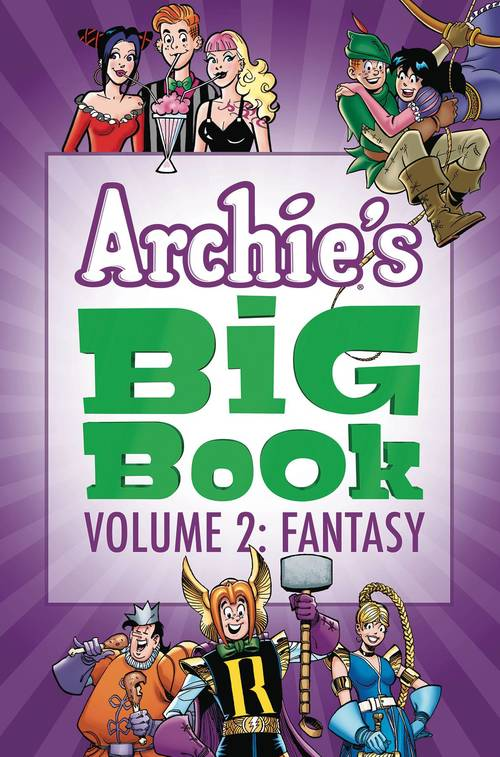 Archies Big Book TPB 02 Fantasy