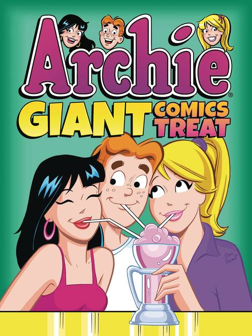 Archie Giant Comics Treat TPB