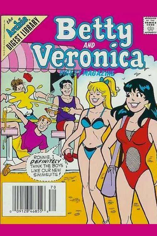 Betty And Veronica Jumbo Digest