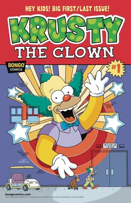 Krusty The Clown (One Shot)
