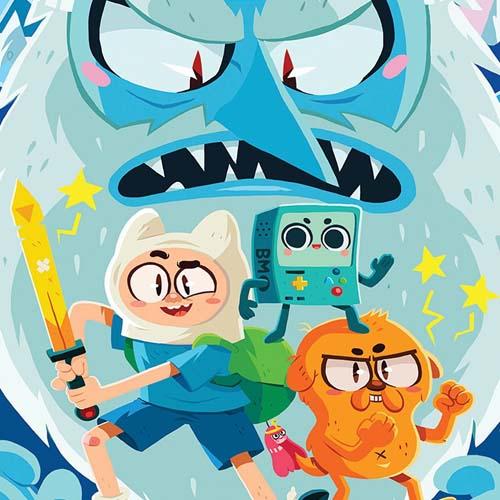 Sub boom adventuretimecomics