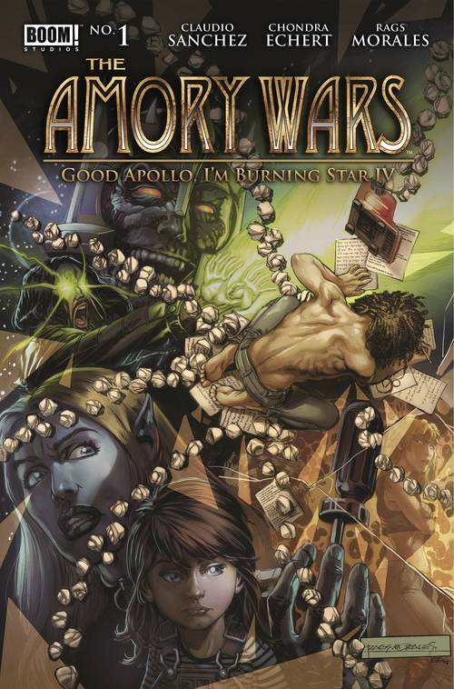 Amory Wars III Good Apollo (Mature Readers)
