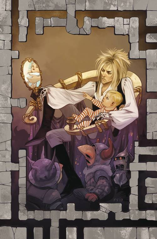 Jim Henson Labyrinth