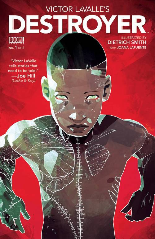 Victor Lavalle Destroyer
