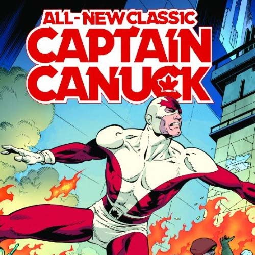 All New Classic Captain Canuck