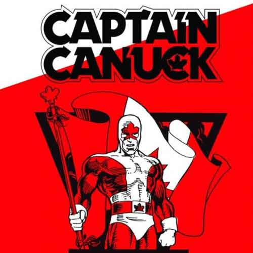 Captain Canuck Series 1 Comp TPB