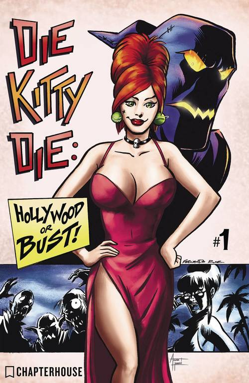 Die Kitty Die Hollywood Or Bust