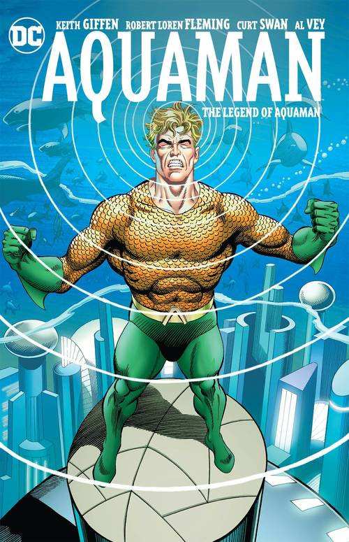Aquaman The Legend Of Aquaman TPB