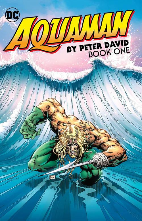 Aquaman By Peter David TPB 01