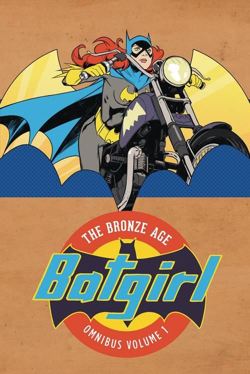 Sub dc batgirlbronzeageomnibushc01