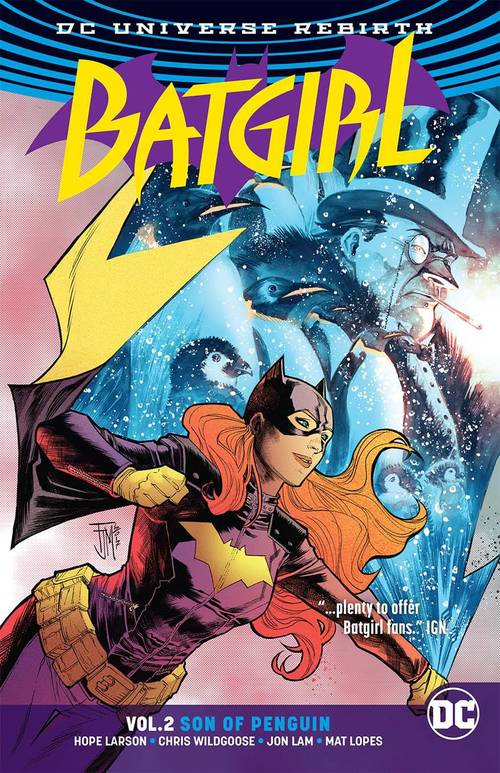 Batgirl TPB 02 Son Of Penguin (Rebirth)