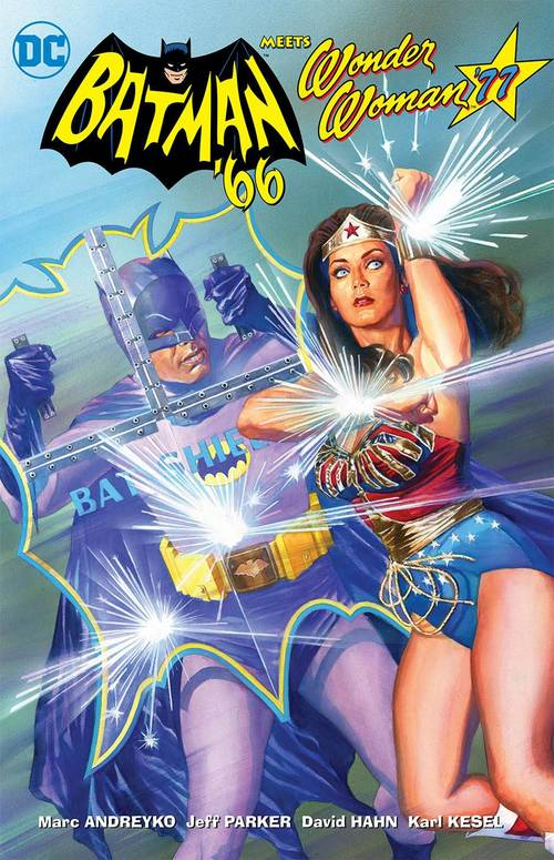 Batman 66 Meets Wonder Woman 77 TPB